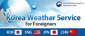 SMART Korea Weather Service for Foreigners