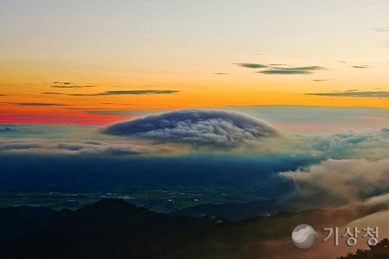 소나기 구름