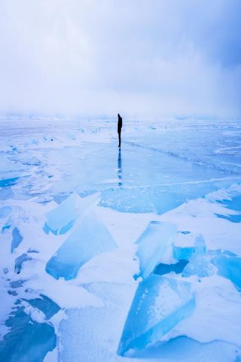 얼음, 땡.