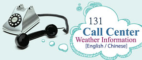 131 Call Center - Weather Information